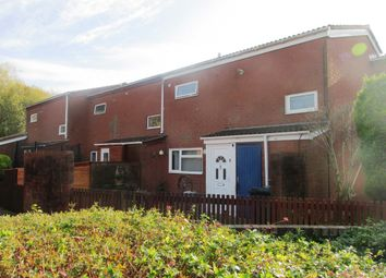 Thumbnail 3 bed terraced house for sale in The Thicket, Gosport
