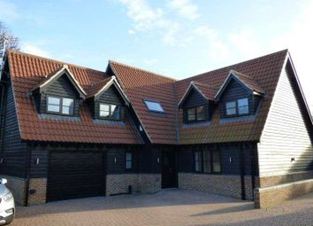 Thumbnail 4 bed detached house to rent in Mill Mews, London Road, Stanford Rivers, Ongar, Essex