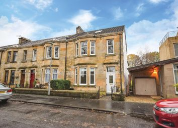 Thumbnail 3 bed end terrace house for sale in St James Avenue, Paisley, Renfreswshire