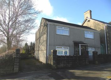 Thumbnail 3 bedroom detached house for sale in Clase Road, Morriston, Swansea