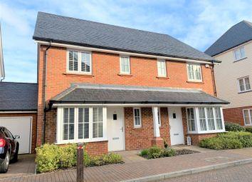 3 bed semi-detached house to rent in Longhurst Avenue, Highwood, Horsham RH12