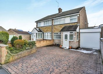 Thumbnail 3 bed semi-detached house for sale in Medlock Croft, Handsworth, Sheffield