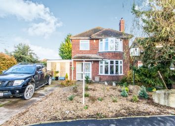 Thumbnail 3 bed detached house for sale in Chapel Lane, Dunston, Lincoln