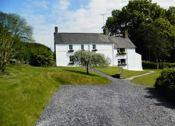 Thumbnail 3 bed detached house for sale in Lancych, Boncath