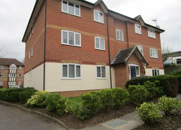 Thumbnail 1 bedroom flat to rent in Deer Close, Hertford, Herts