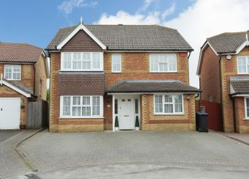 4 bed detached house for sale in Brindle Grove, Ramsgate CT11