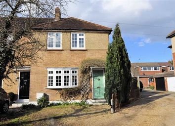 Thumbnail 2 bed cottage to rent in Nursery Way, Wraysbury, Berkshire