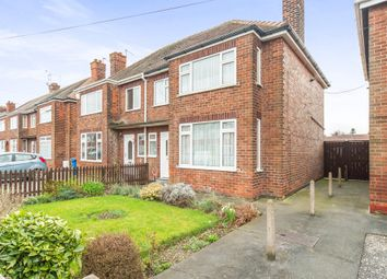 Thumbnail 3 bed semi-detached house for sale in Cottesmore Road, Hessle