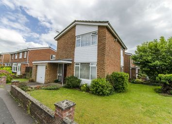 Thumbnail 3 bed detached house for sale in Witt Road, Fair Oak, Eastleigh, Hampshire