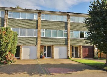 Thumbnail 3 bed town house for sale in Clare Court, St. Ives, Huntingdon