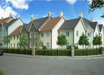 Thumbnail 2 bedroom flat for sale in Barnhill Road, Chipping Sodbury, South Gloucestershire