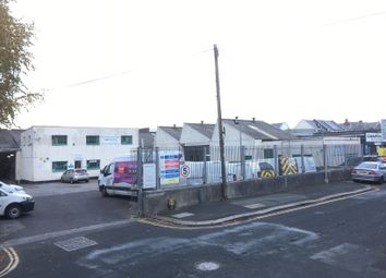 Thumbnail Industrial for sale in Emma Place, Plymouth