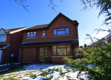 Thumbnail 4 bed detached house for sale in Campion Drive, Kettlebrook, Tamworth, Staffordshire