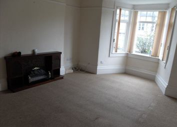 Thumbnail 2 bed flat to rent in Walliscote Road, Weston-Super-Mare