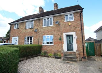 Thumbnail 3 bed semi-detached house for sale in Helions Park Gardens, Haverhill