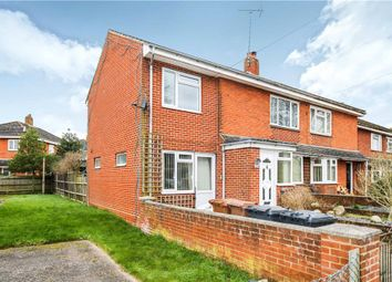 Thumbnail 4 bed semi-detached house for sale in Malmesbury Road, Romsey, Hampshire