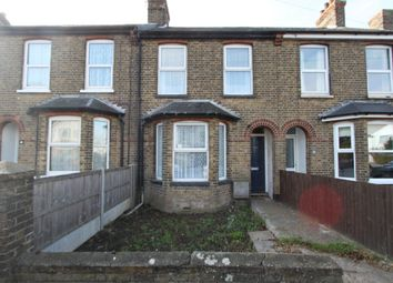 Thumbnail 2 bed terraced house to rent in Hamilton Road, Deal