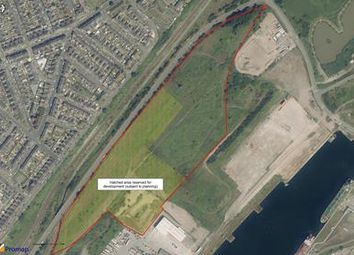 Thumbnail Land to let in Development Site, Ffordd Y Mileniwm, Barry