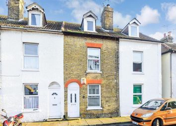 Thumbnail 3 bed terraced house for sale in Essex Street, Whitstable, Kent