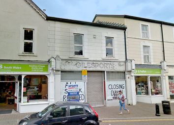 Thumbnail Retail premises to let in Unit 5, 3-6 Cardiff Street, Aberdare, Wales