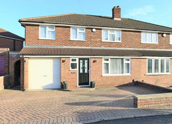 Thumbnail 4 bed semi-detached house for sale in Western Road, Nazeing, Essex.