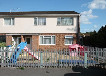 Thumbnail 2 bed flat for sale in Mayford Road, Poole