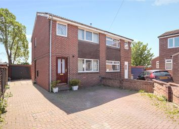 Thumbnail 3 bed semi-detached house for sale in Tyndale Walk, Batley, West Yorkshire