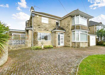 Thumbnail 4 bed detached house for sale in Sandown Avenue, Swindon