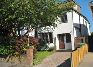 Thumbnail 4 bedroom semi-detached house for sale in Bellemoor Road, Southampton