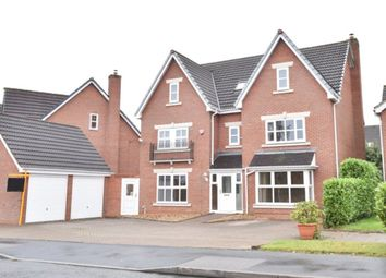 Thumbnail 7 bed detached house for sale in Harvest Fields Way, Four Oaks, Sutton Coldfield