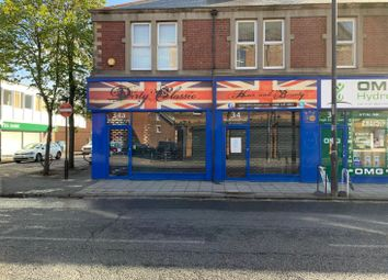 Retail premises to let in High Street East, Wallsend NE28