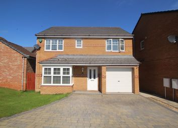 Thumbnail 4 bedroom detached house for sale in Cloverhill Court, Stanley