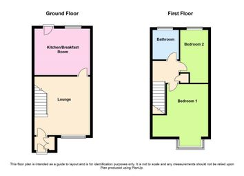 Thumbnail 2 bed terraced house for sale in Bray Close, Borehamwood