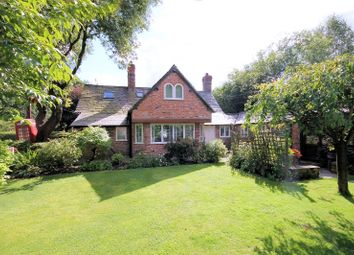 Thumbnail 4 bed cottage for sale in Arley, Northwich