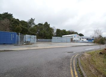 Thumbnail Warehouse to let in Bindon Engineering - Storage Land, Poole