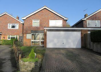 Thumbnail 4 bed detached house to rent in Horns Drove, Rownhams, Southampton