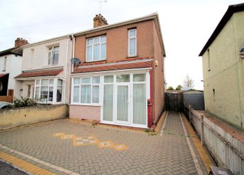 Thumbnail 3 bed detached house for sale in Lincoln Road, Slade Green, Kent