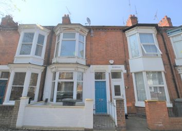 Thumbnail 2 bed terraced house for sale in Stuart Street, West End, Leicester