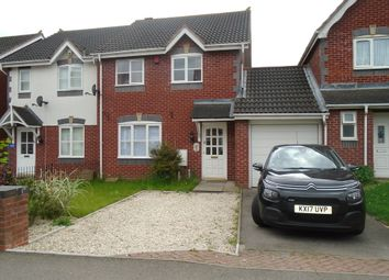 Thumbnail 3 bed semi-detached house to rent in Broomhill Road, Erdington, Birmingham