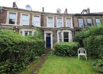 Thumbnail 6 bed terraced house to rent in Chester Crescent, Newcastle Upon Tyne