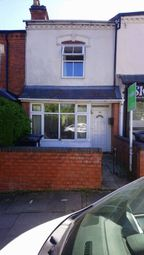Thumbnail 2 bed terraced house to rent in Gordon Road, Harborne, - Two Bed Terrace