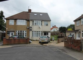 Thumbnail 5 bed semi-detached house to rent in Cromer Close, Uxbridge