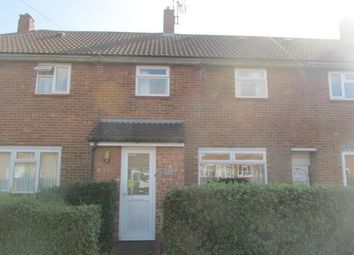 Thumbnail 2 bedroom terraced house for sale in Hallwicks Road, Luton, Bedfordshire