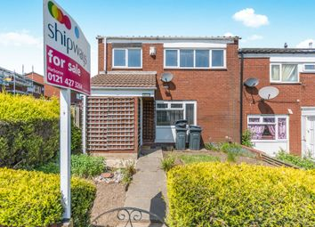 Thumbnail 4 bed end terrace house for sale in Goode Avenue, Hockley, Birmingham