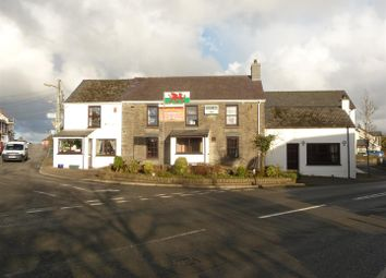 Thumbnail 5 bed property for sale in The Crymych Arms, Crymych, Pembrokeshire