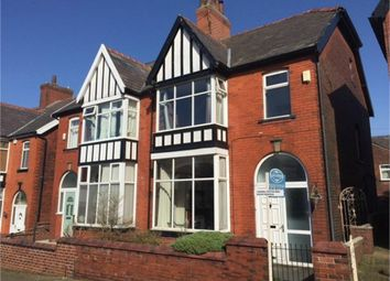 Thumbnail 4 bed semi-detached house for sale in Moorside Avenue, Bolton