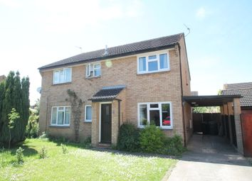 Thumbnail 2 bed semi-detached house to rent in Pytenry Close, Abingdon
