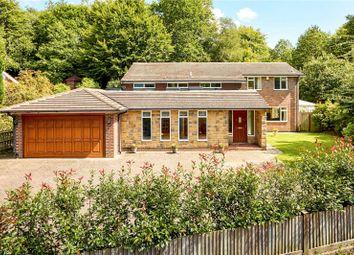Thumbnail 5 bed detached house for sale in Hopgarden Lane, Sevenoaks, Kent