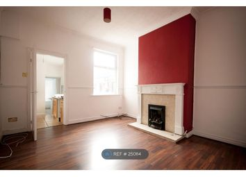 Thumbnail 2 bedroom terraced house to rent in Stedman St, Stoke-On-Trent