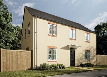 """Thumbnail 4 bed detached house for sale in """"The Larch"""" at Pioneer Way, Bicester"""